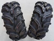 2 - 25X8-12 SWAMP WITCH ATV TIRES 1 PAIR DS7932 25x8.00-12 25/8-12