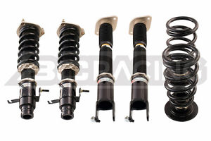 BC Racing BR Type Coilovers w OEM Type Rear for Infiniti G35 V35 AWD