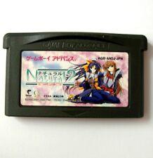 Rare : NATURAL 2 DUO (JAP version) Nintendo Gameboy Advance,GBA SP, Nintendo DS
