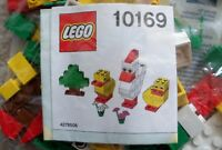 LEGO - Holiday Easter - Rare - Chicken & Chicks polybag 10169 - New & Sealed