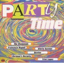 Partytime Francesco Napoli, Gloria Gaynor, M, Divine, Sabrina..  [CD]