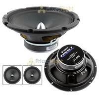 "8"" Midrange Speaker Orion CT-M8 High Efficiency 900 Watts Max 4 Ohm 2 Speakers"
