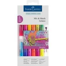 """Faber Castell Mix & Match Gelatos wasservermalbare Kreiden  """"Brights"""""""