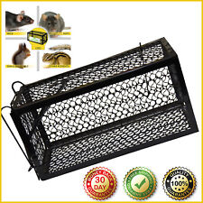 Rodent Cage Catch Trap For Rats Mice Chipmunks Squirrel Pest Control Metal Traps
