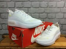 NIKE AIR MAX LADIES DIA WHITE PINK YELLOW CHUNKY TRAINERS RRP £105 VARIOUS SIZES