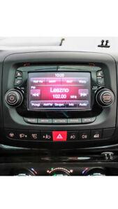 FIAT 500L 500 RADIO CAR AUDIO AUTORADIO UCONNECT 330 VP2 ECE