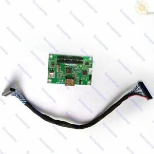 LVDS to HDMI adapter board converter board cable 1ch 2ch 8bit support 720P 1080P
