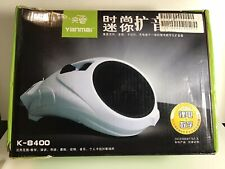 Yanmai K-8400 Portable speaker with head set.