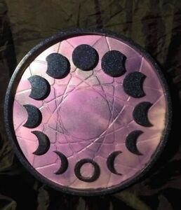 Moon Phases Tray (Large)  Pagan~ Witch~ Wicca