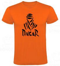 Camiseta Dakar Rally Logo hombre tallas y colores