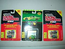 NASCAR Diecast 1997 1/144 24 Jeff Gordon Dupont & Chad Little John Deere racing