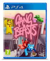 NEW & SEALED! Gang Beasts Sony Playstation 4 PS4 Game