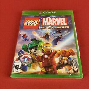 New Sealed XBox One Lego Marvel Super Heroes