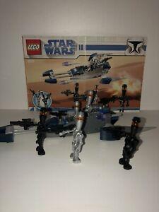 Lego Star Wars 8015 Assassins Droids Battle Pack (Read Description)