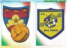 541 SCUDETTO ITALIA AS.GUBBIO / JUVE STABIA STICKER CALCIATORI 2012 PANINI