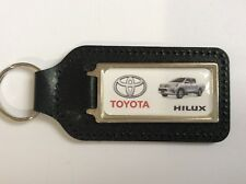 Toyota Hilux  Black Key Ring Silver Picture