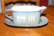 Mikasa Potters Craft Firesong Gravy Boat w/ Under Plate HP300