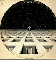Blue Oyster Cult Vinyl LP Columbia Records, 1972, C-31063, Self-titled ~ VG+