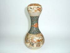 Satsuma Kürbisform Pumpkin Vase about 1900 Japan Meiji