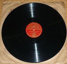 78 rpm Mozart Edwin Fischer Piano Concerto  Schellack Electrola 2118