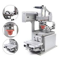 Manual Pad Printing Machine Kit Pad Printer 80x120mm Plate Pad Diysilicone Pad