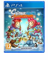 Scribblenauts Showdown PS4 Game New & Sony PlayStation 4 PAL - UK Seller
