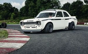 FORD ESCORT POSTER (RS/COSWORTH) - A3 SIZE 297X420MM + A FREE SURPRISE POSTER
