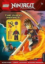 Lego Ninjago: Le Djinn menace (activity book avec figurine) par Egmont UK...