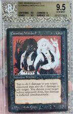 Vintage Magic | GEM MINT MTG BGS 9.5 Arabian Nights Cuombajj Witches, NO RESERVE