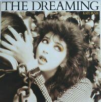 KATE BUSH The Dreaming EMI Lyric Inner 1982 EMC 3419 UK 1st Press Vinyl LP EX