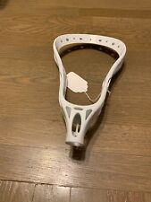 Warrior Revolution Ti [RevoTi] Men's Lacrosse Head (White, Unstrung)