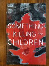 Something is Killing the Children #1 3rd Print (2019) Boom!