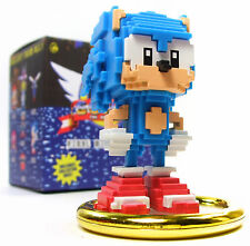 Kidrobot x Sega SONIC THE HEDGEHOG Mini Series SONIC PIXELATED 1/40 CHASE Pixels