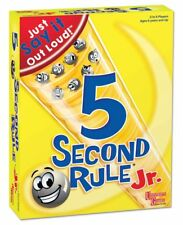 University Games 5 Second Rule Junior Game Kids Children