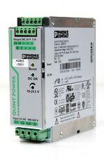 PHOENIX CONTACT RIFORNIMENTO CORRENTE Quint POWER 24V 5A - QUINT-PS/3ac/