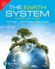 NEW : The Earth System by Lee R. Kump, Robert G. Crane 3e**INTERNATIONAL EDITION