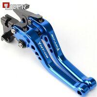 Paire de leviers levier Yamaha MT09/FZ09 2014-2018 Bleu