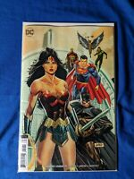 Justice League Vol 4 #19 Cover B Variant Rob Liefeld Cover