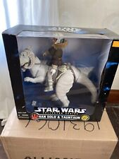 Star Wars Collector Series Han Solo & Tauntaun 12 Inch Sealed New