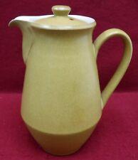 DENBY china ODE pattern Coffee Pot & Lid