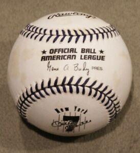 Rawlings Official Mickey Mantle NY 7 Commemorative Baseball Ball with Box