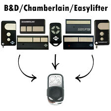 Compatible Garage Remote for B&D Chamberlain Easylifter 062162 059116 4330EBD