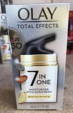 Olay Total Effects 7 In One Moisturizer With Sunscreen SPF 30 EXP 10/2021