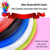 4mm/5mm Shift Cable Wire Bike Shifters Bicycle Brake Cables Derailleur Cable