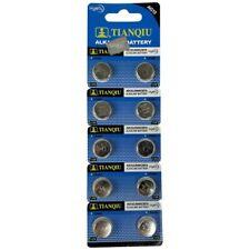 10 x AG13 LR44 SR44 L1154 357 A76 Toy Watch batteries button cells RETAIL