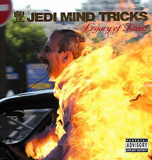 Legacy of Blood [PA] by Jedi Mind Tricks (CD, Oct-2005, Babygrande Records)