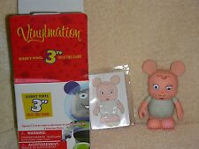"Disney Store Vinylmation 3"" Toy story Big Baby w/card and open box"