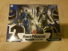 Power Rangers Lightning Collection SPD Blue Ranger VS Blue Ranger 2-Pack
