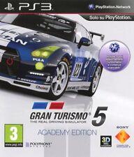 Gran Turismo 5 Academy Edition PS3 - totalmente in italiano