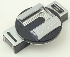 ✈︎FedEx✈︎ RARE *MINT* HASSELBLAD Adjustable Flash Shoe 43125 FOR 500 503 JAPAN